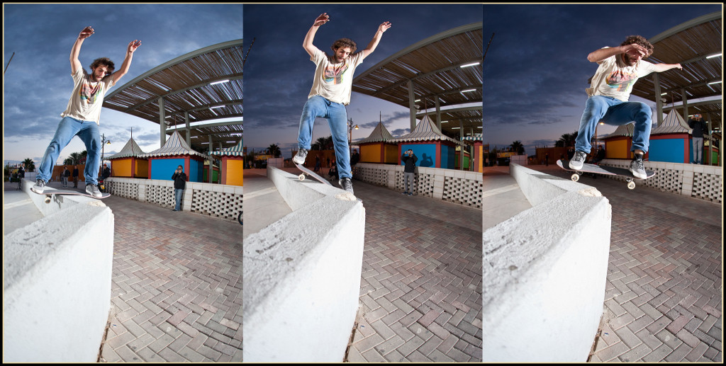 itamar boardslide pop over eilat