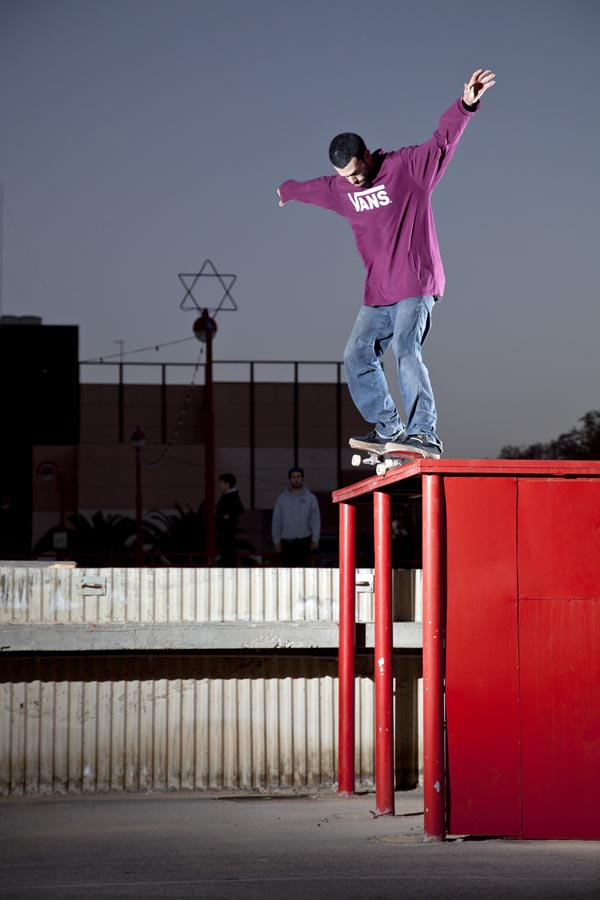 jimmy bs nosegrind dimona
