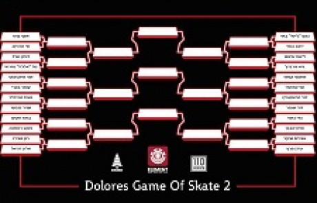 Dolores Game Of Skate 2 – Game 3 – Ron Megiddo vs Alon Daniel