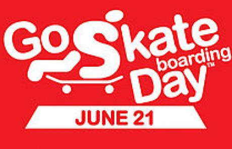 go skate day events.