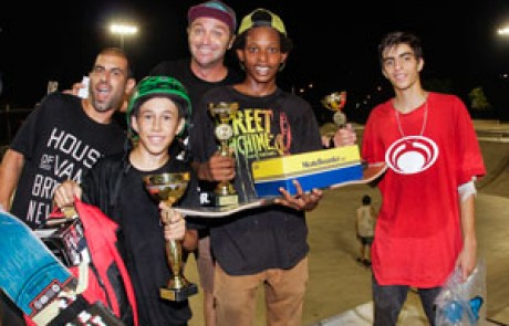 CLASH OF THE JUNIORS sponsored by Vans and Boarderline