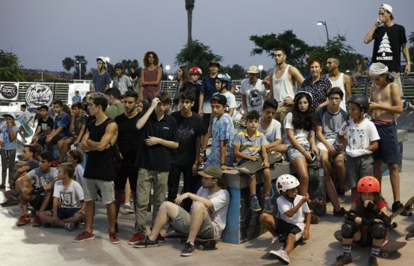 VOLCOM WILD IN THE PARKS STOP #3 HADERA