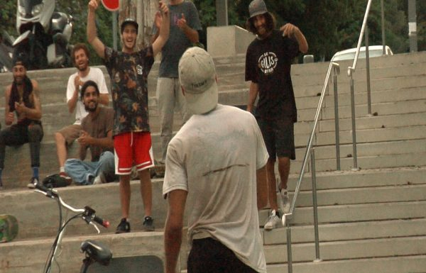 Skate the Pain Away – montage